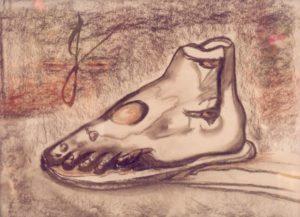 Il piede ti guarda